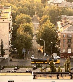 Die Straßen des Kiews