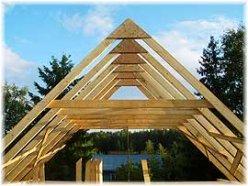 будівництво даху