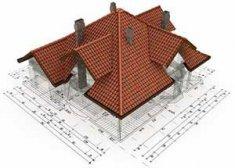 розрахунок площі даху