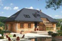 вальмовая структура даху
